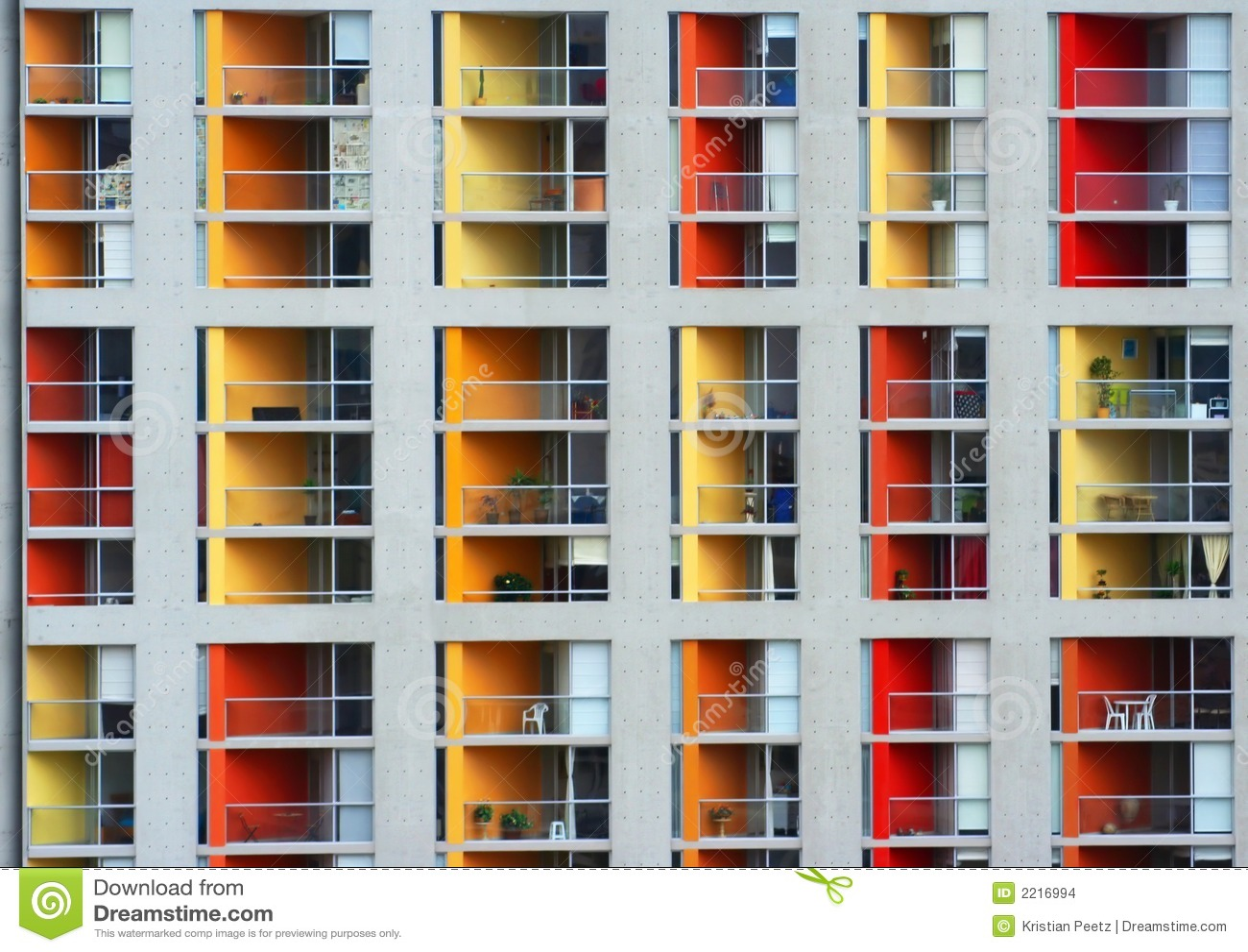 Colourfull生活