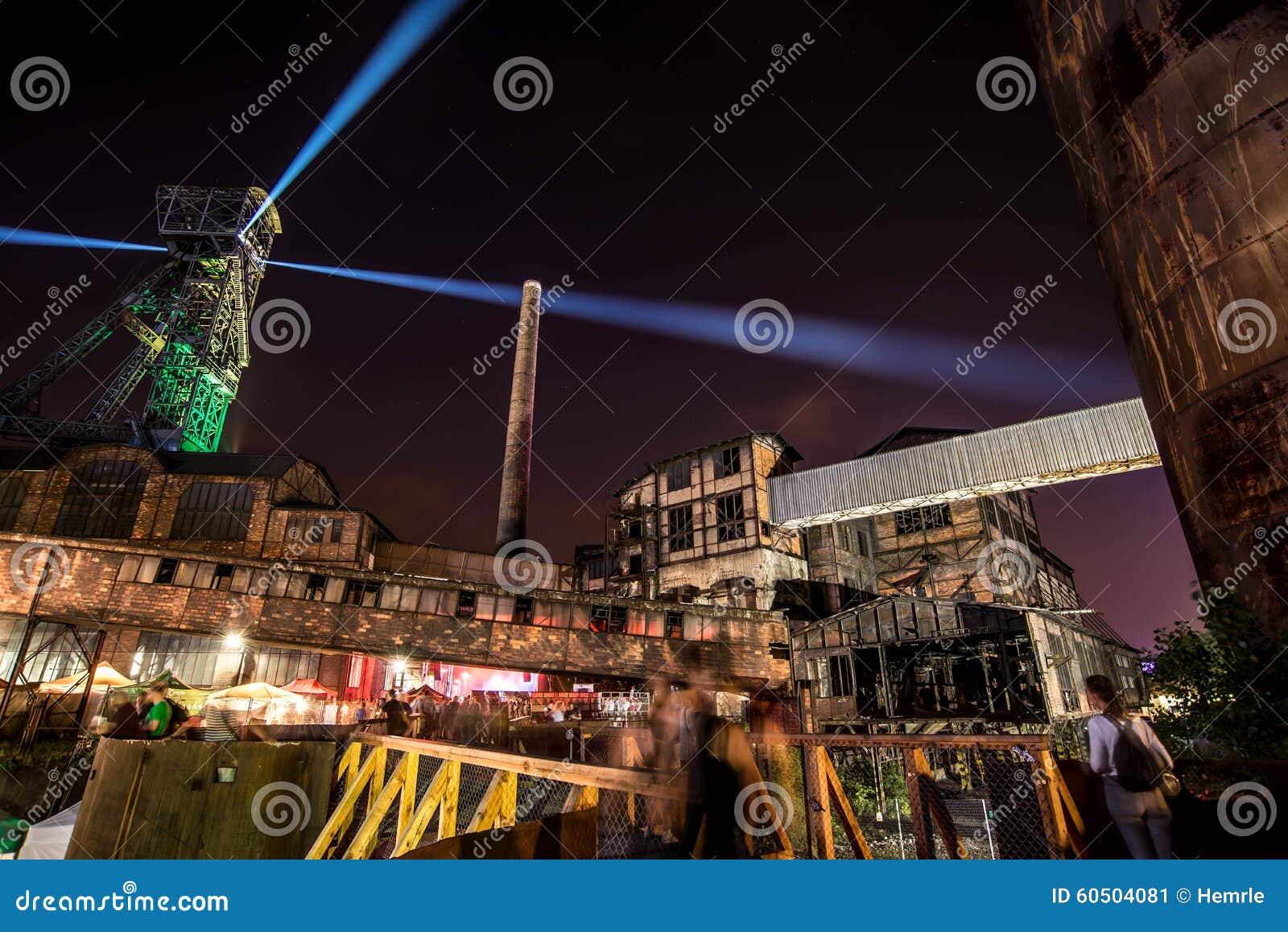 Colours Ostrava fest noc