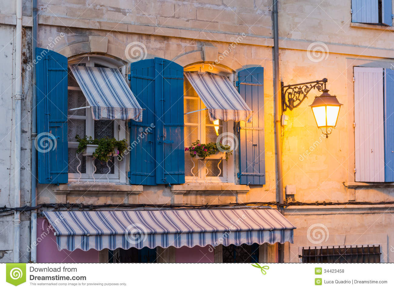 Colours Of Provence Royalty Free Stock Photos Image