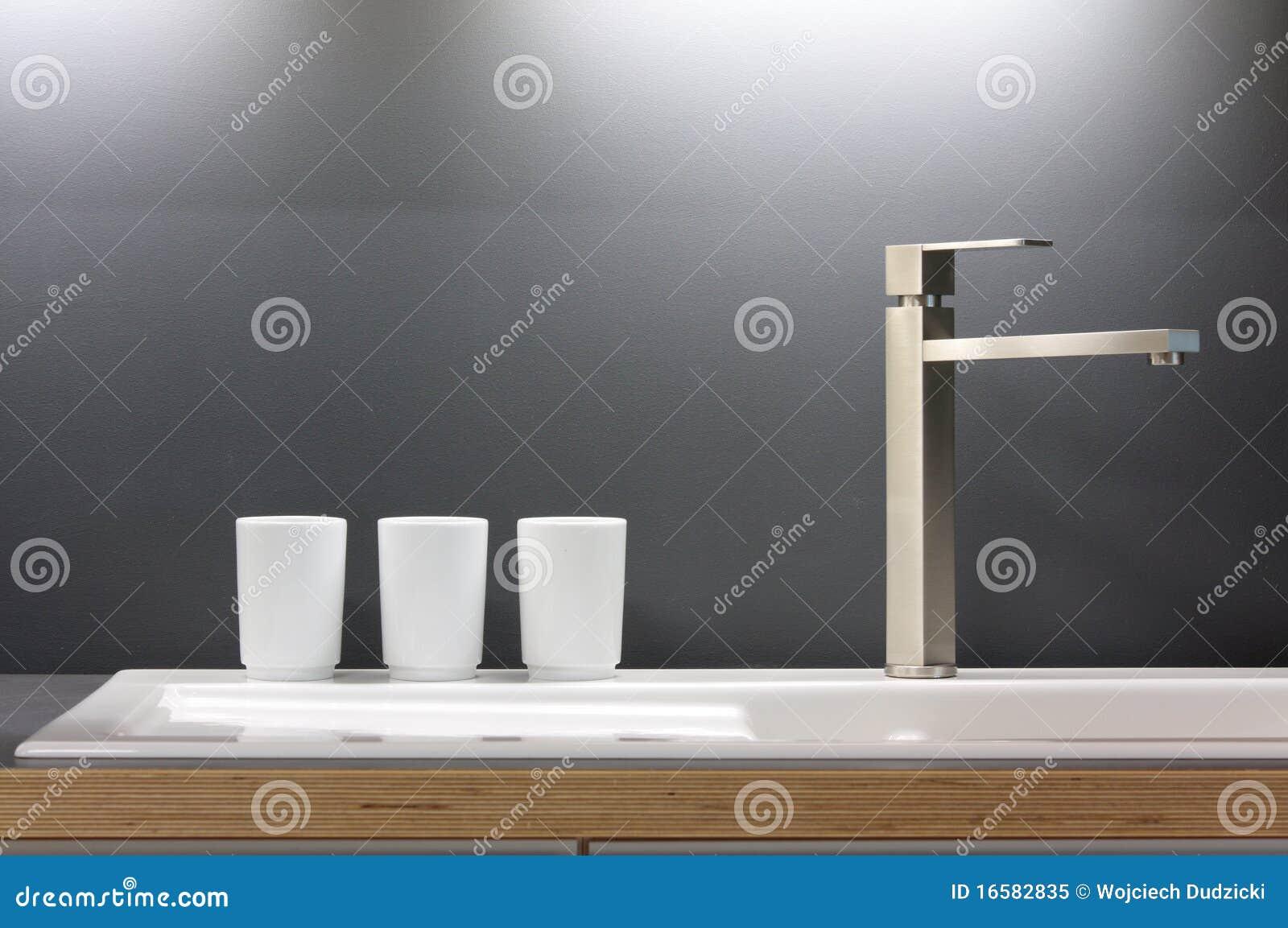 Colpetto moderno della cucina