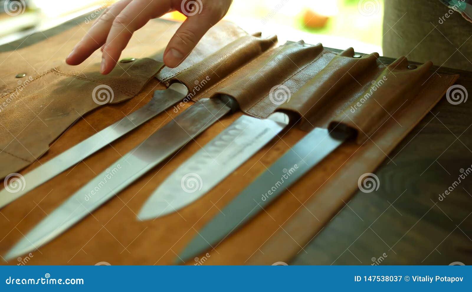 Coltelli da cucina Cucini, argento