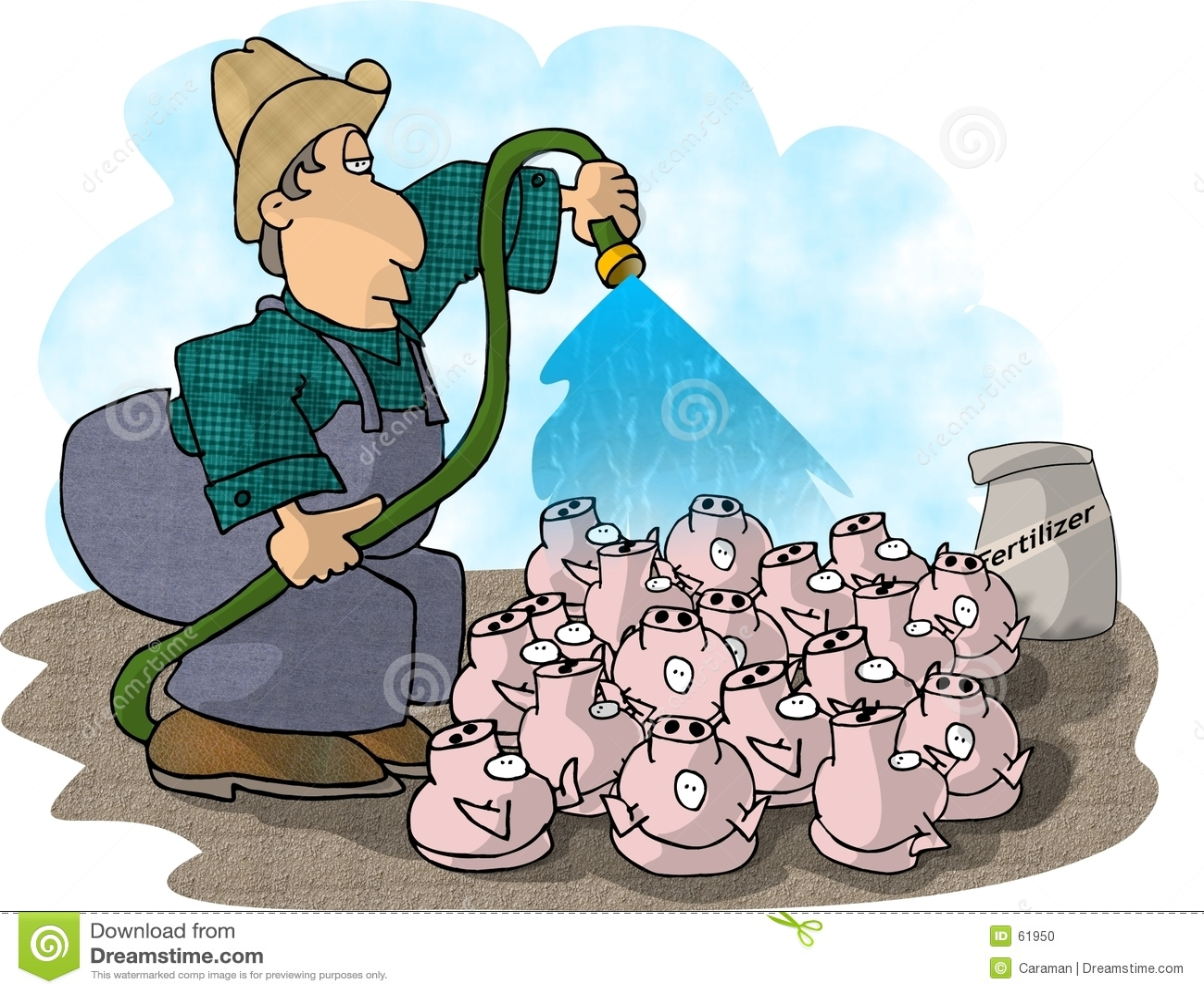 Coltivatore di maiale