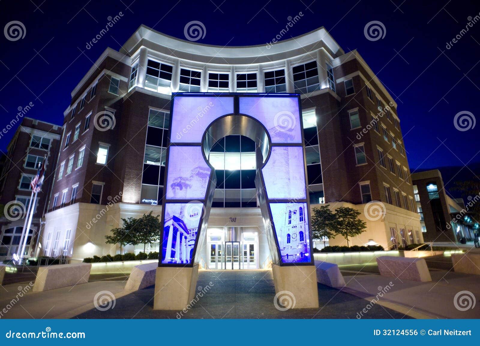 Columbia Missouri City Hall Stock Photo 32124556 - Megapixl