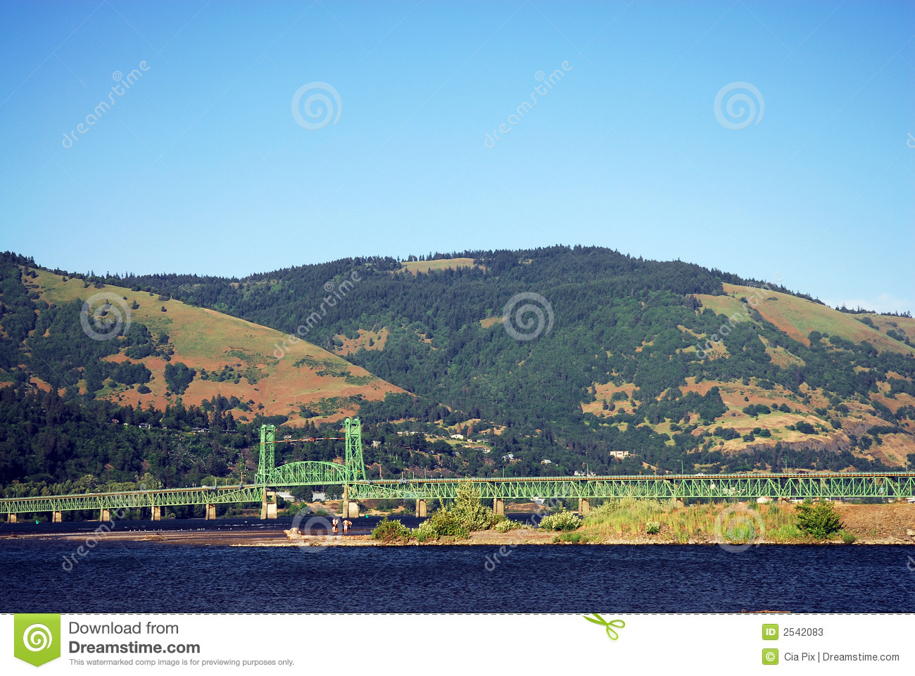Columbia River Stock Photos - Image: 2542083
