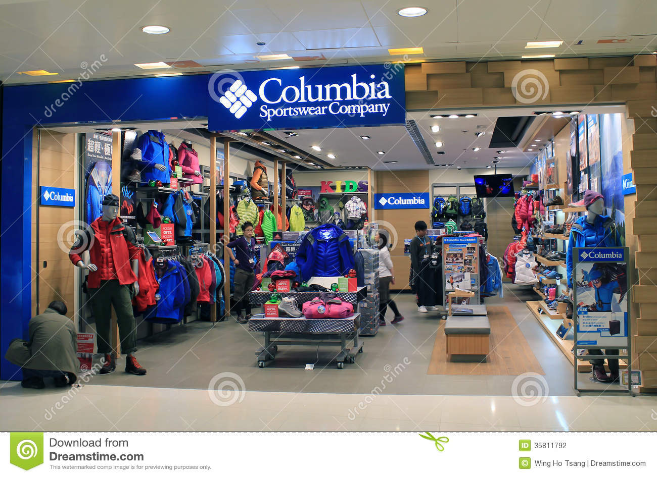 Columbia Hong Kong has a wide selection of apparel in its inventory for men, women, and kids. Amongst the apparel provided by the brand include: Jackets and Vests – windbreakers, rain jackets, 3-in-1 interchangeable jackets, et cetera.