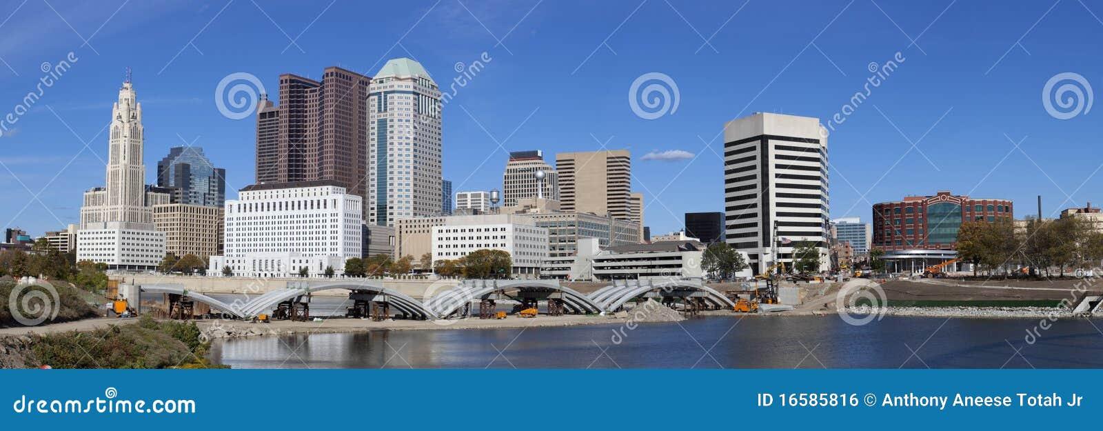 Columbus Ohio (panoramisch)