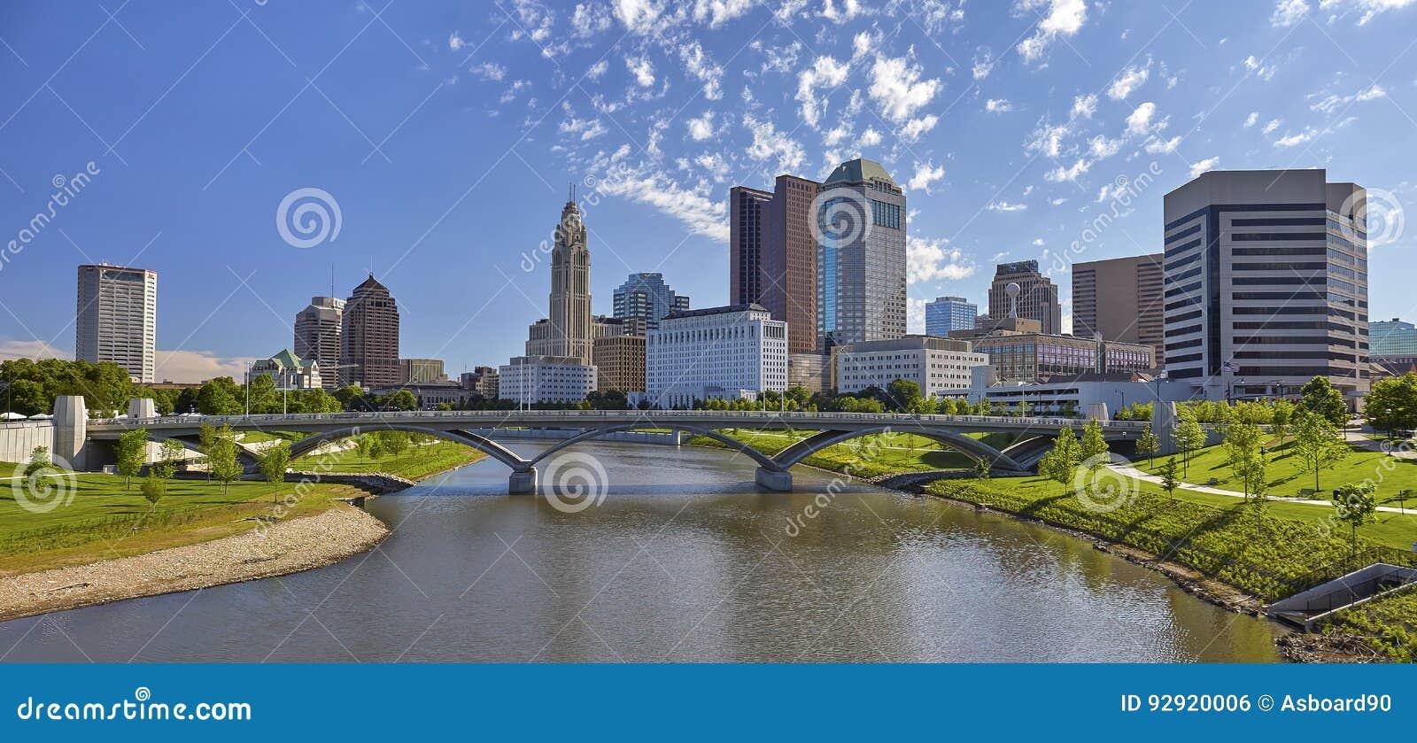 Columbus w Ohio