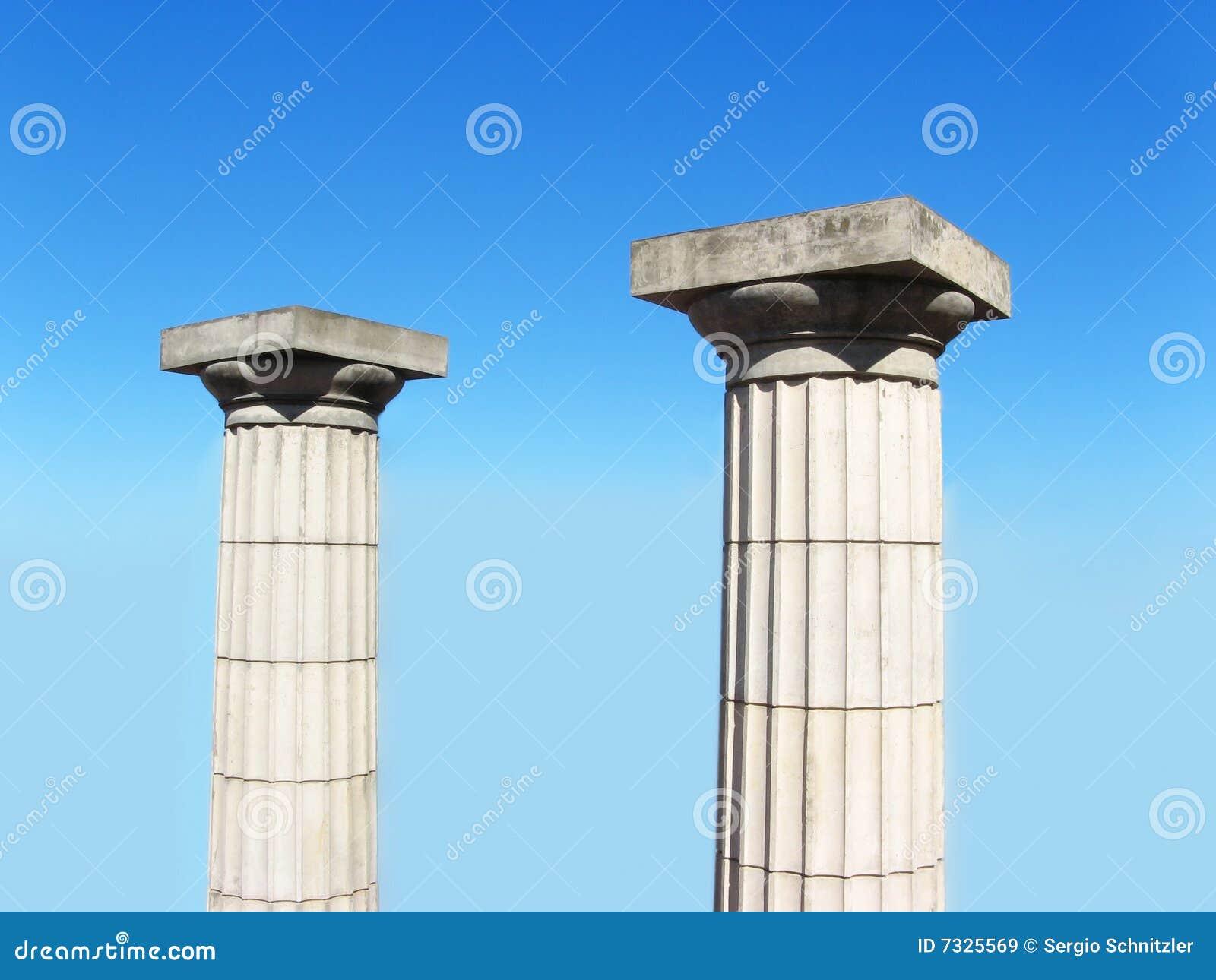 Columnas del cielo