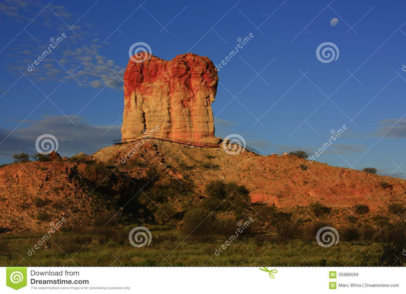 Coluna das câmaras, Território do Norte, Austrália