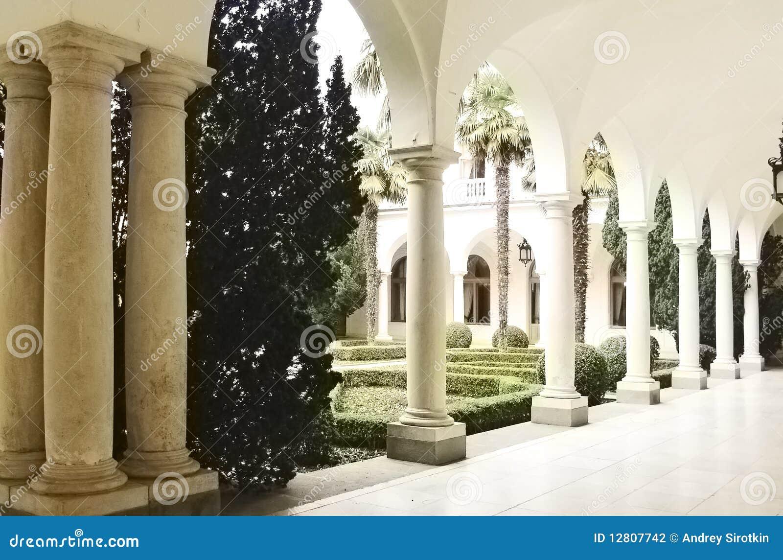 Colunas arquitectónicas