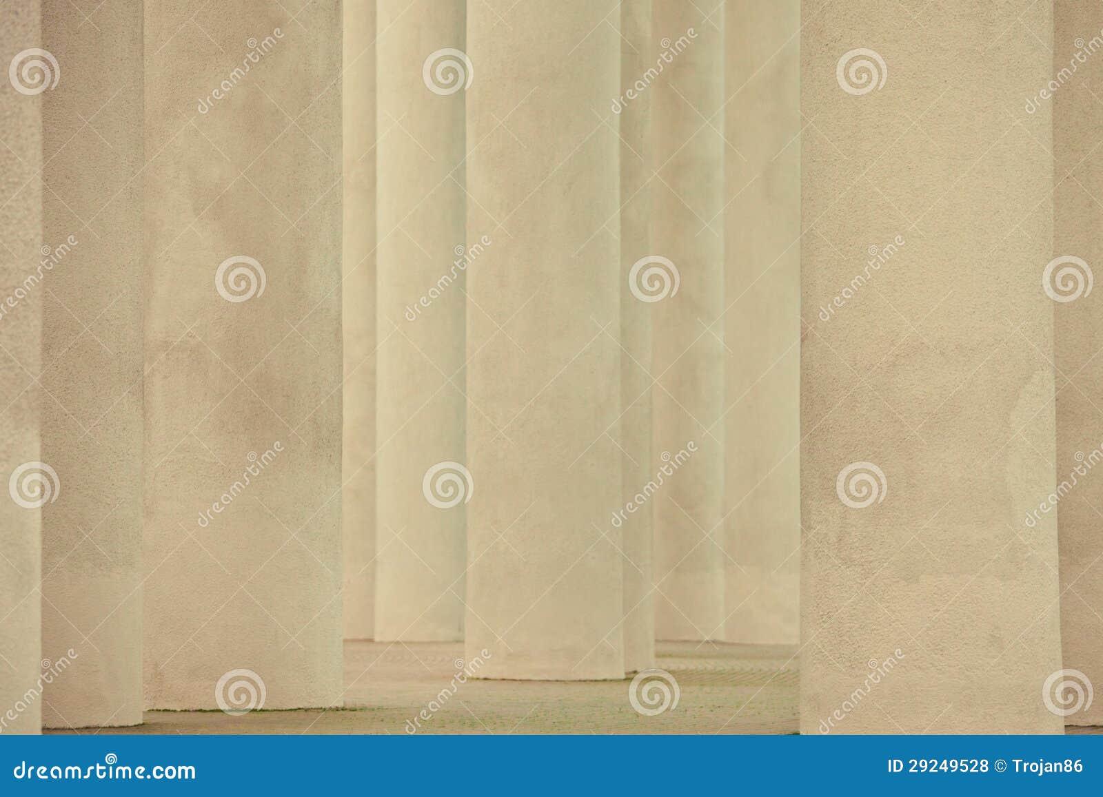 Download Colunas clássicas foto de stock. Imagem de eleição, justiça - 29249528