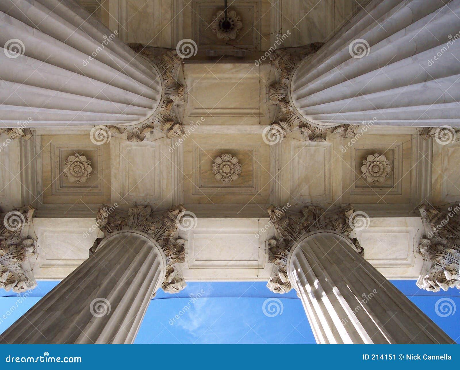 Colunas da lei