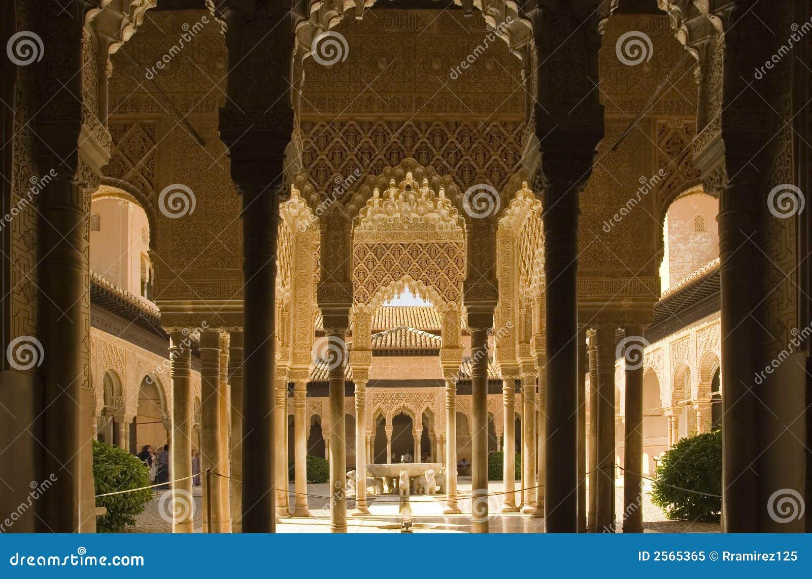 Colunas de Alhambra