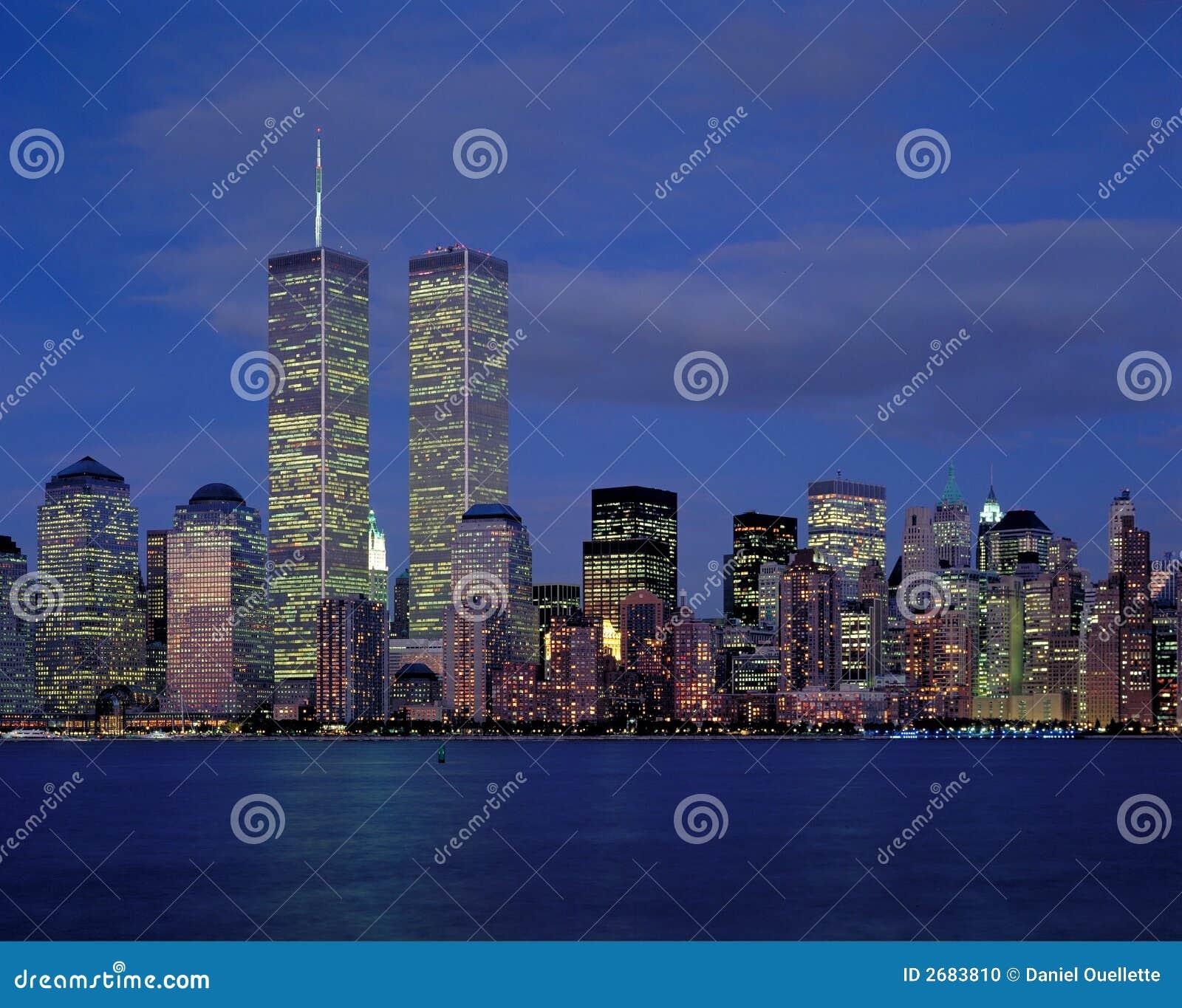 Comércio de New York City e de mundo