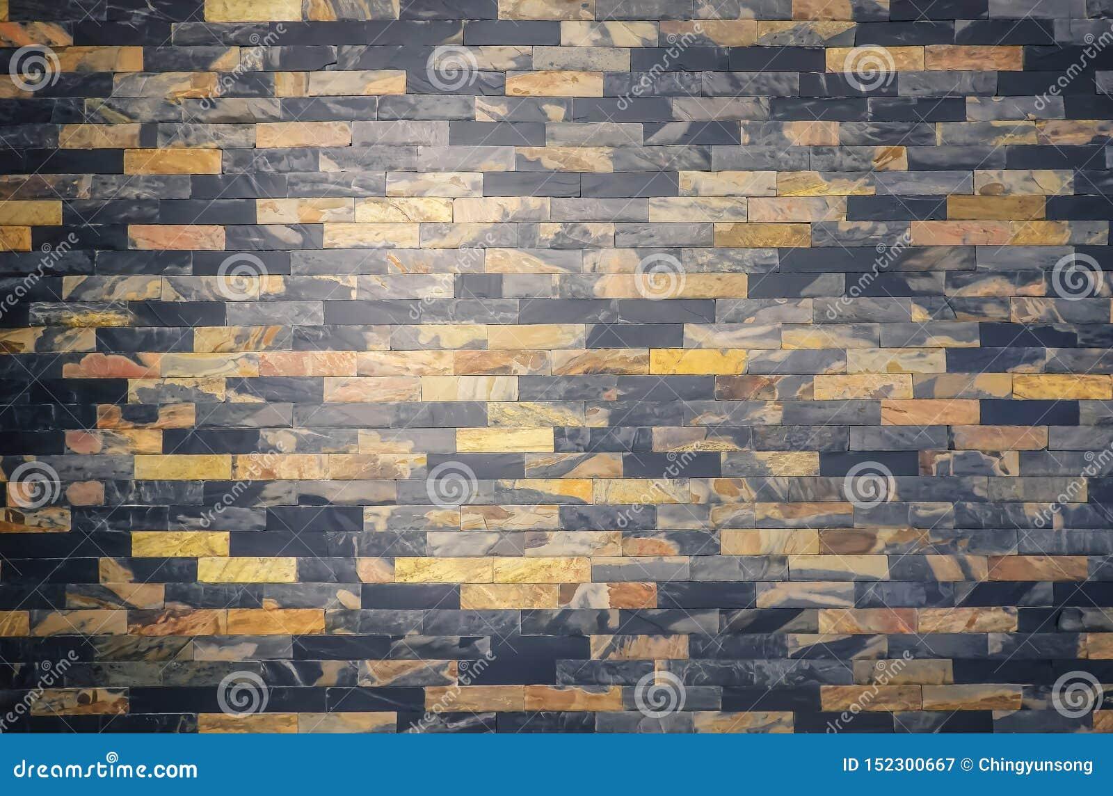 Común linear del entarimado de la pared del fondo de madera inconsútil de la textura, bloques de madera de la decoración, arteson