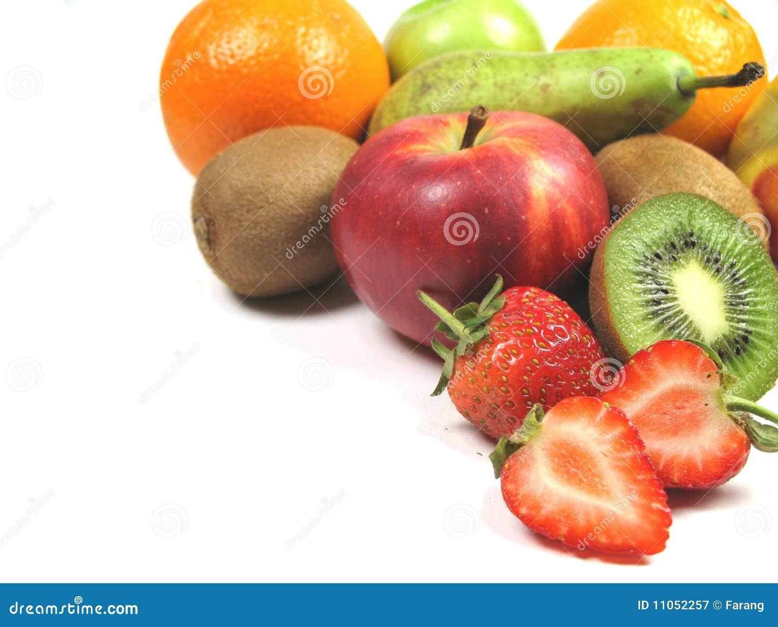 Coma la fruta