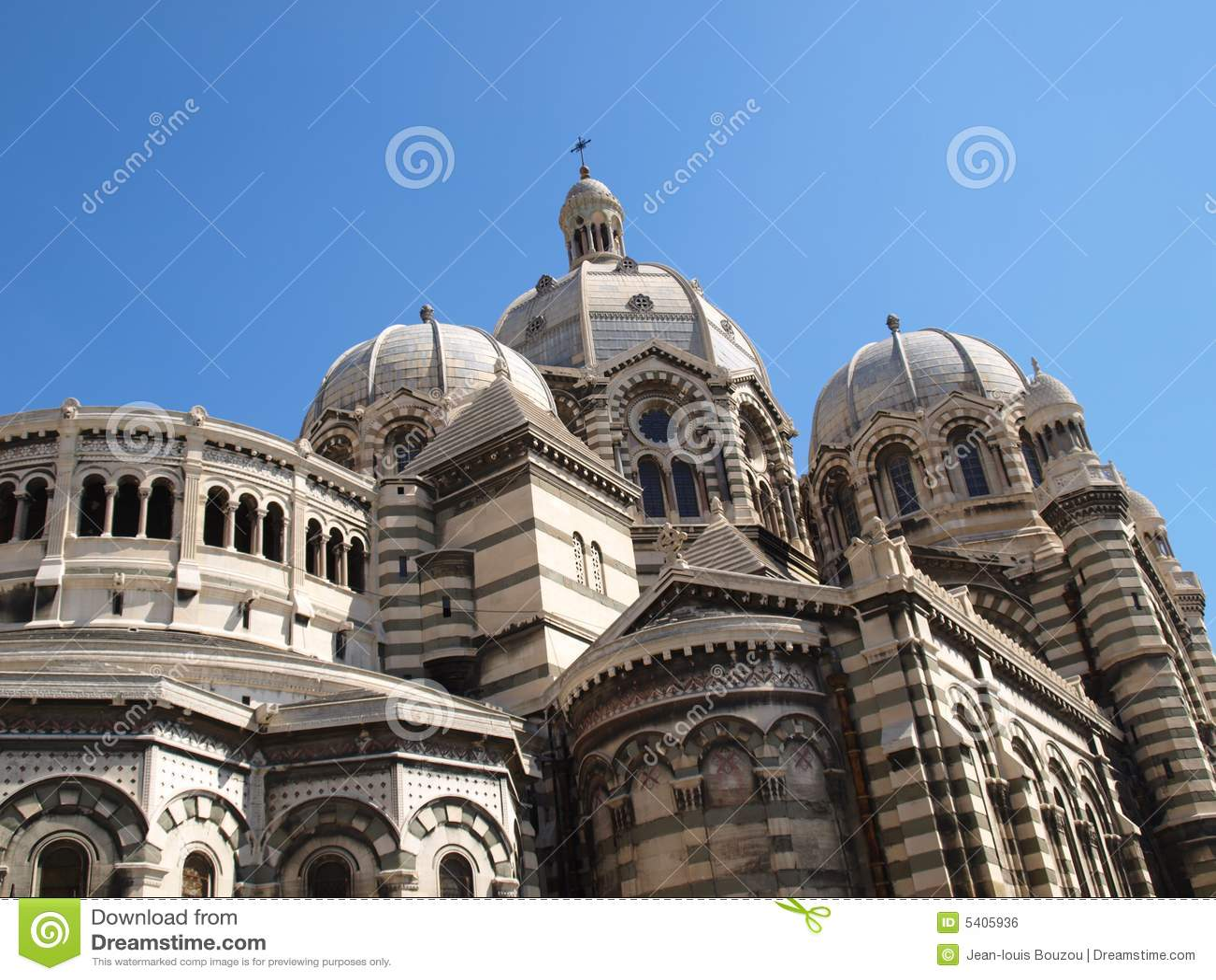 Comandante catedral del La de Marsella