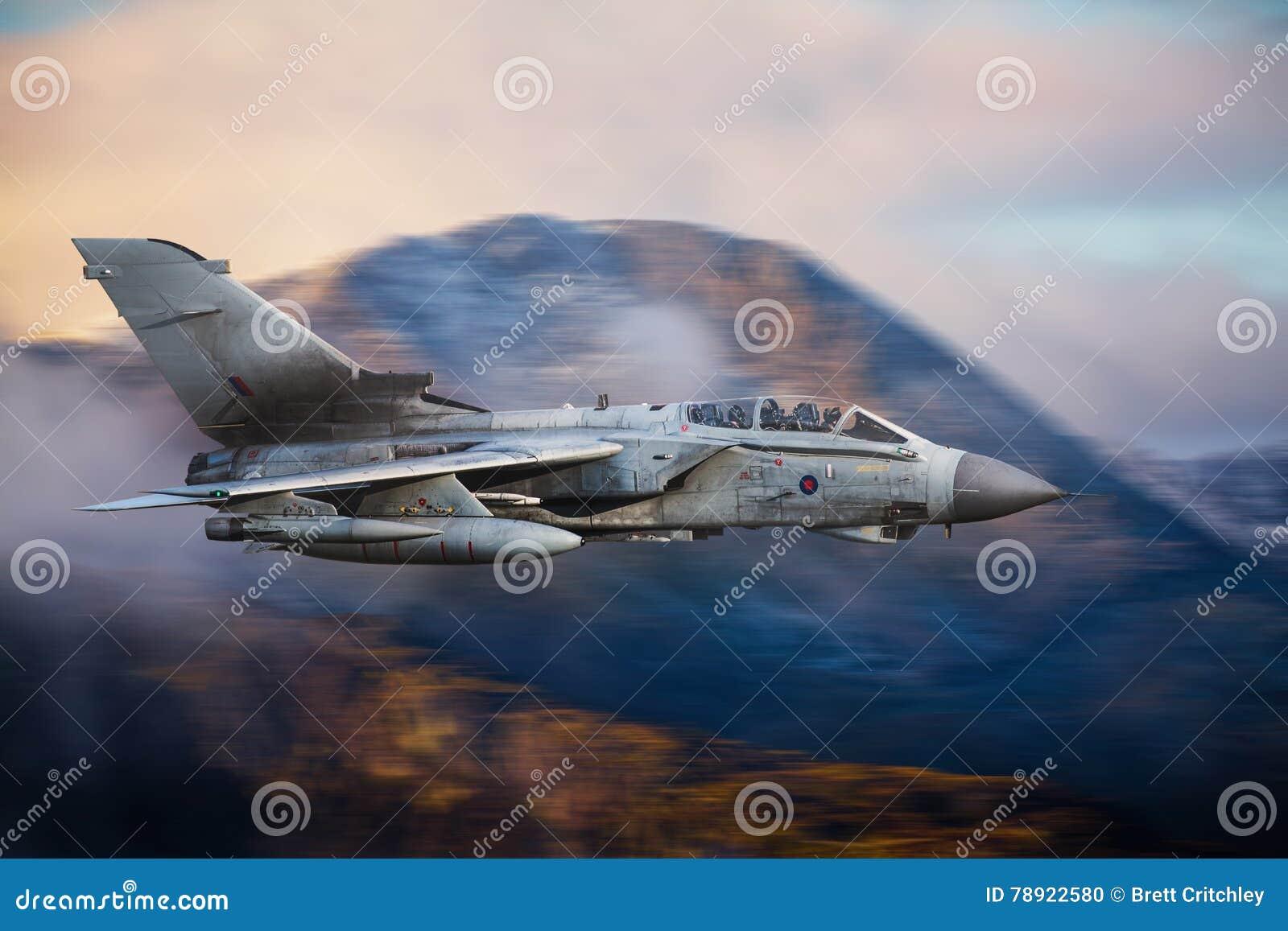 Combat aircraft Tornado