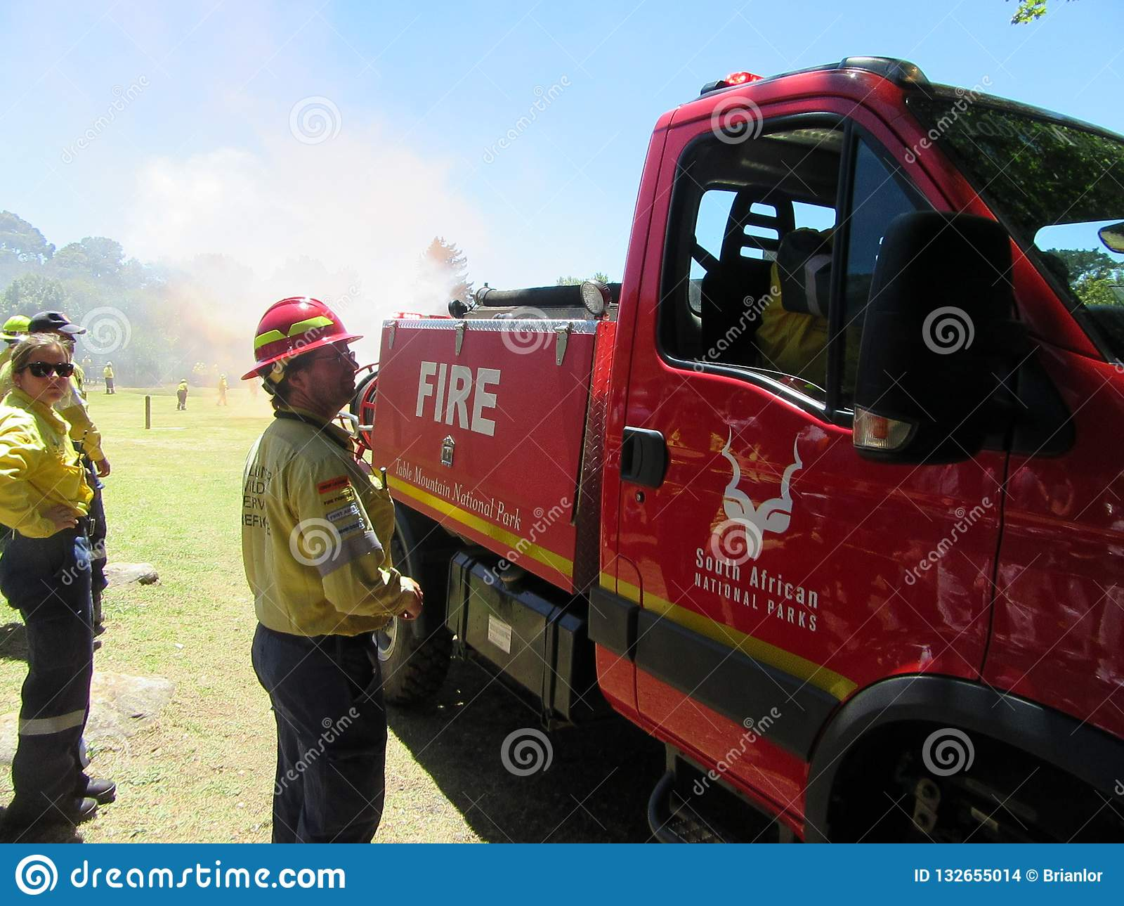Combattenti di fuoco volontari
