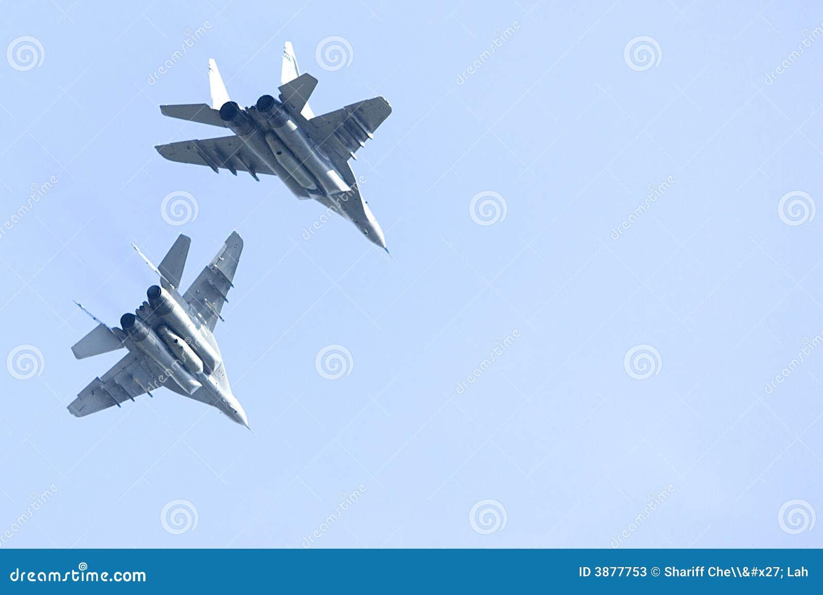 Combattenti di jet del calabrone F/A-18