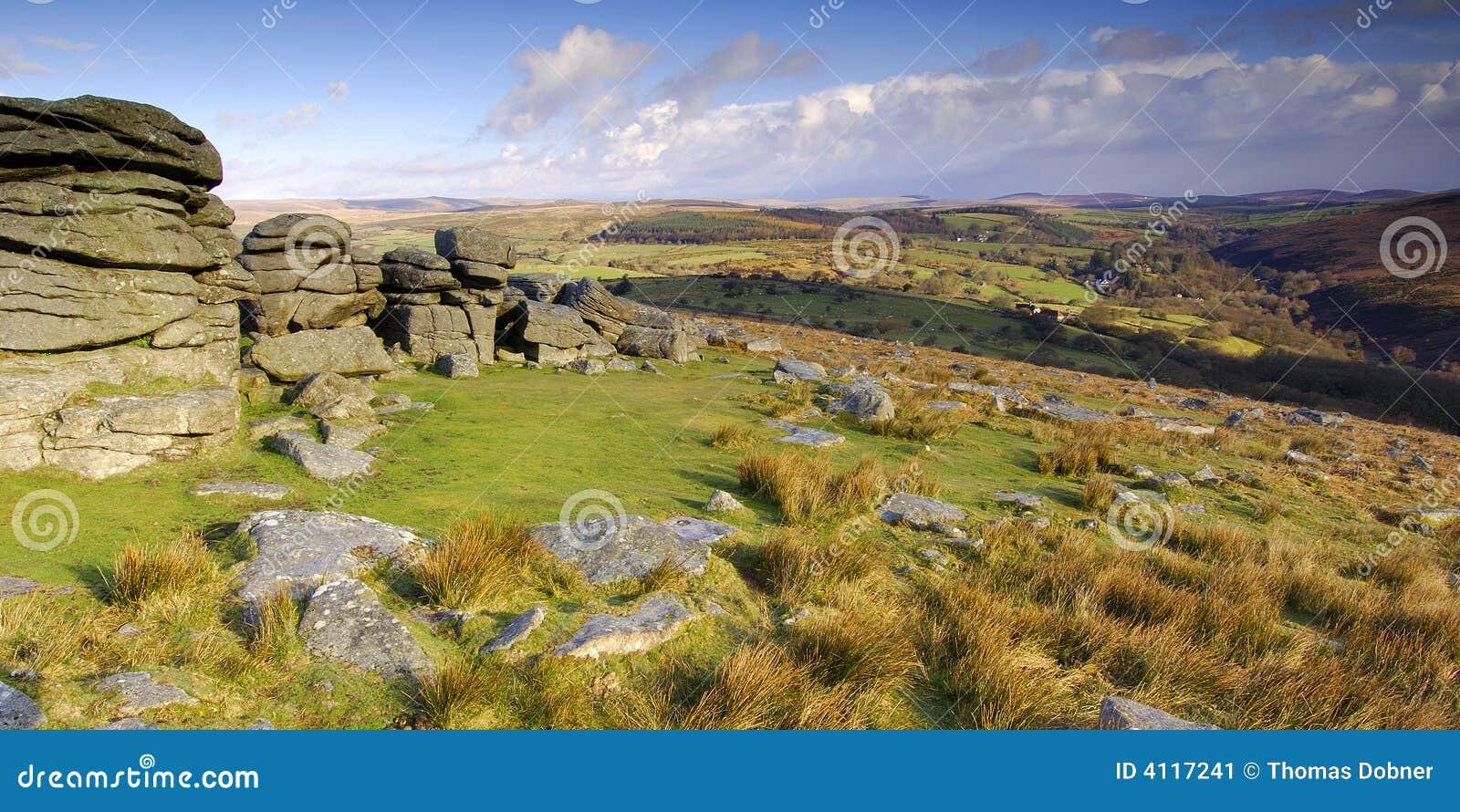 Combestone tor dartmoor