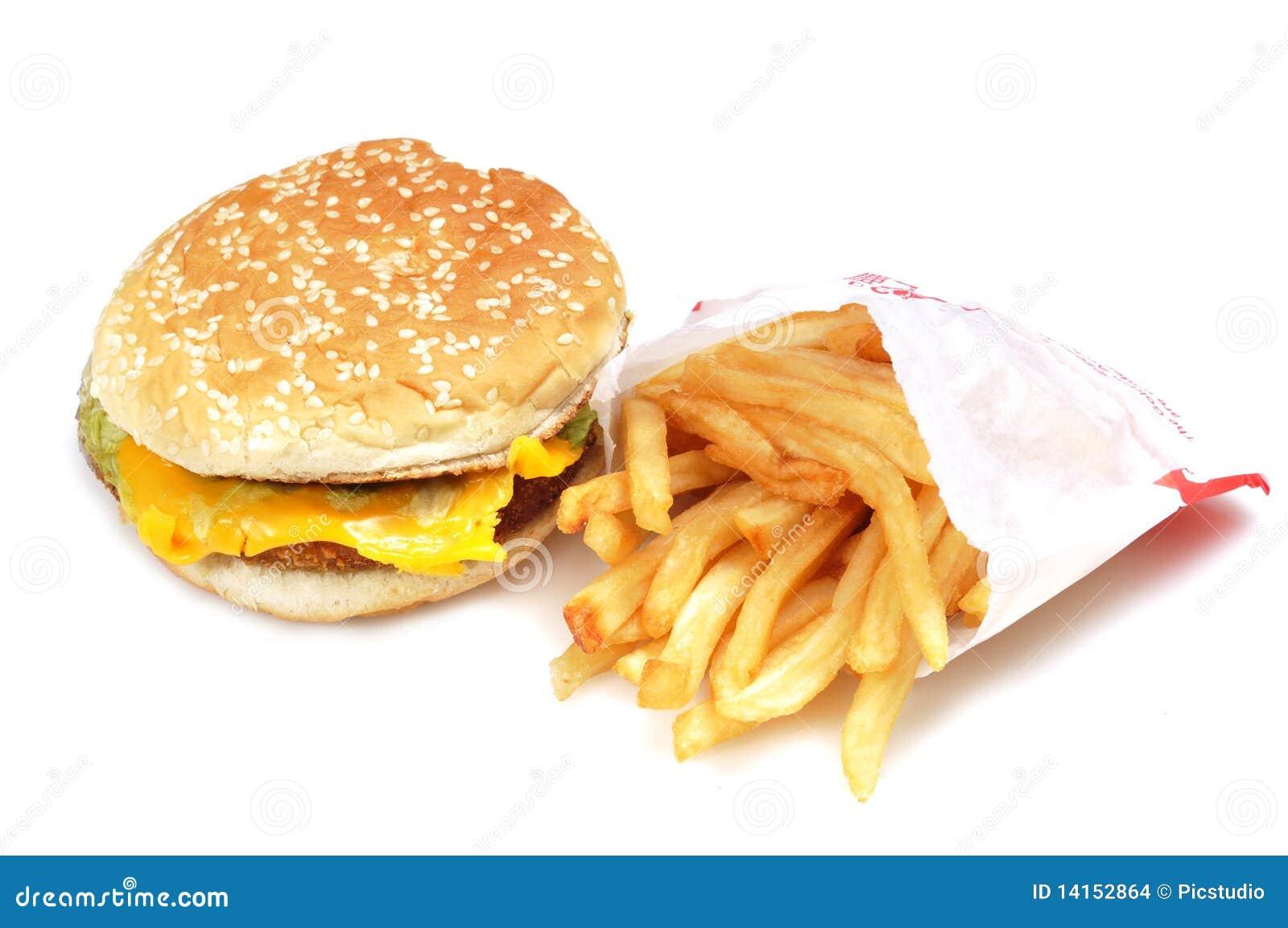 Combo hamburgerów dłoniaki