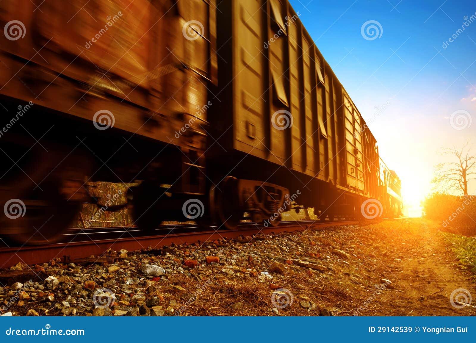 Comboio de mercadorias