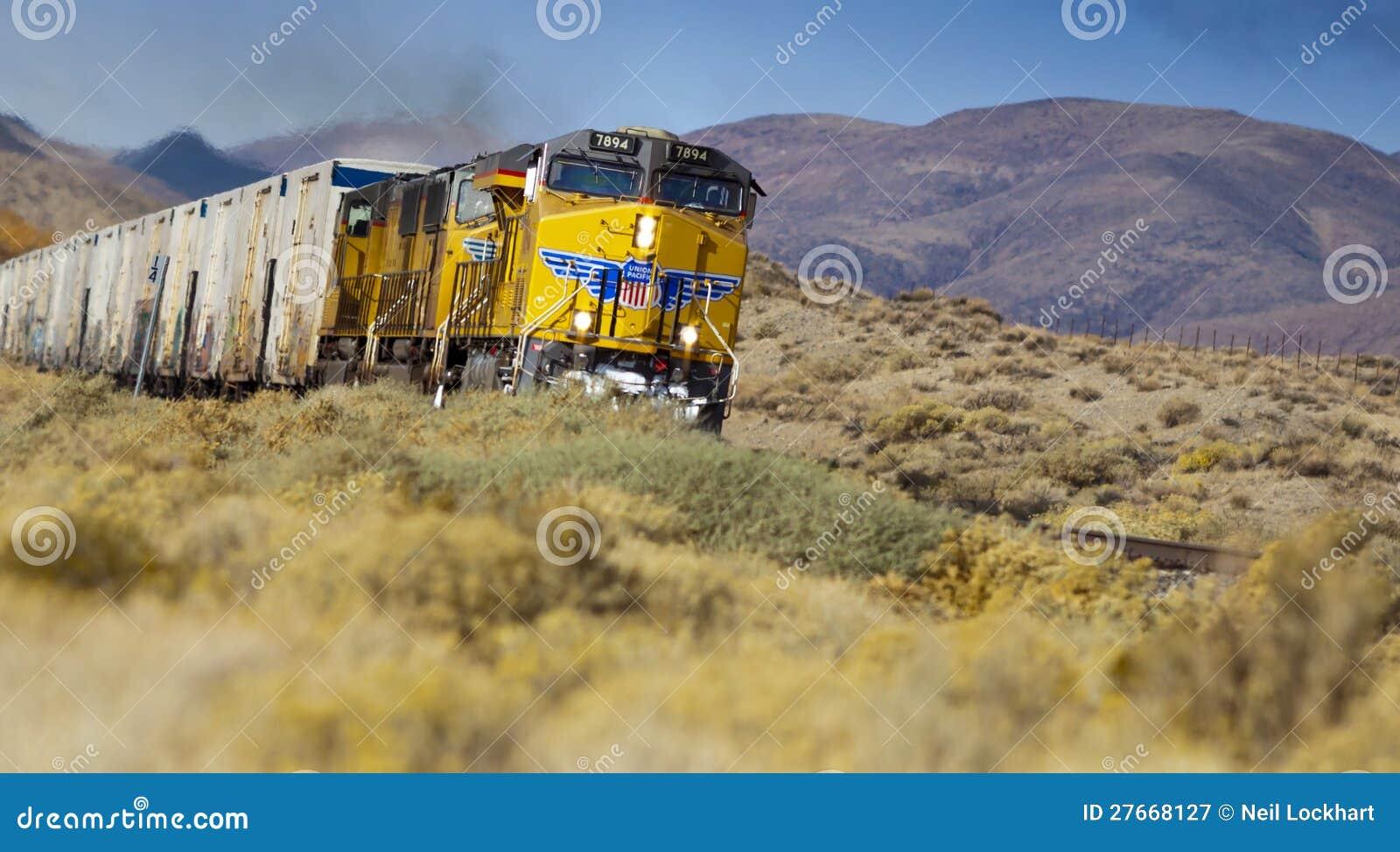 Comboio de mercadorias de UPPR