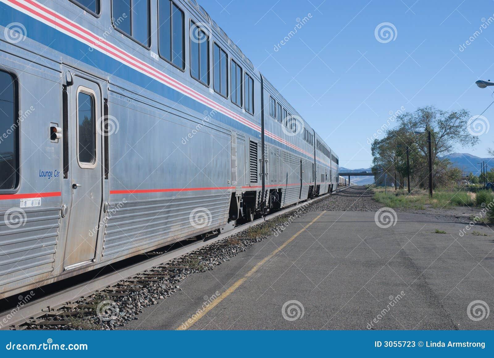 Comboio de passageiros
