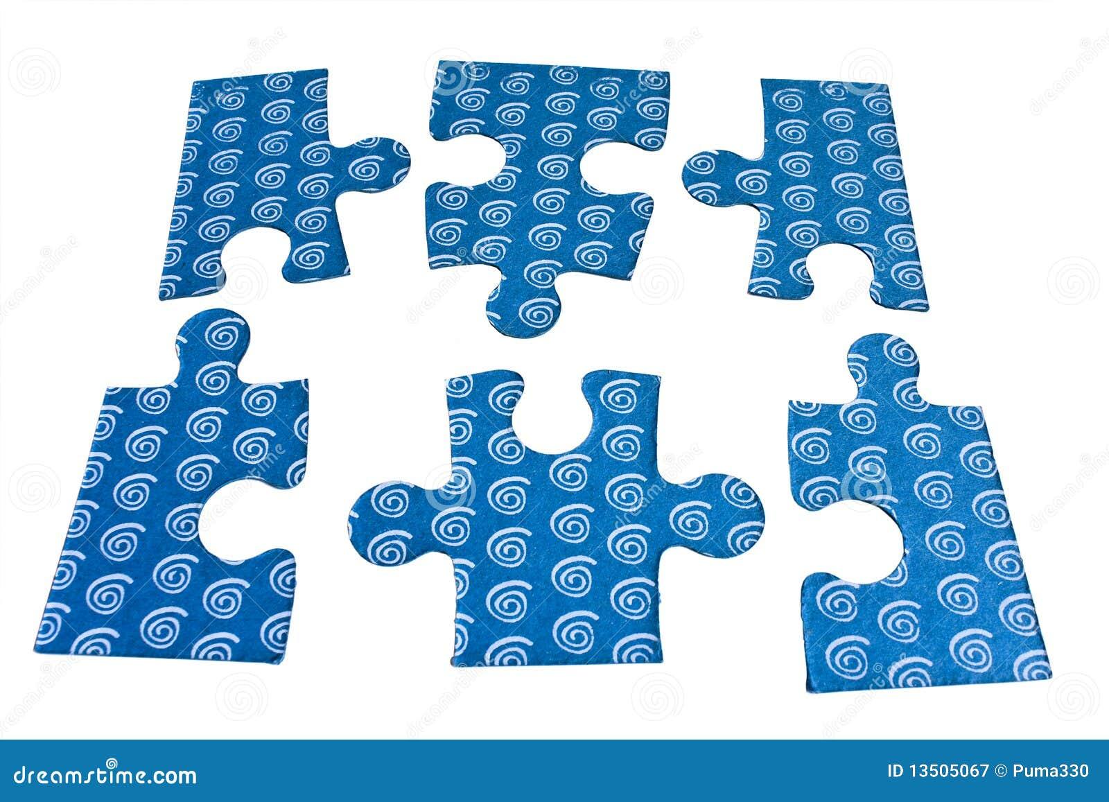 Come fare un puzzle immagine stock immagine di figura - Collegamento stampabile un puzzle pix ...