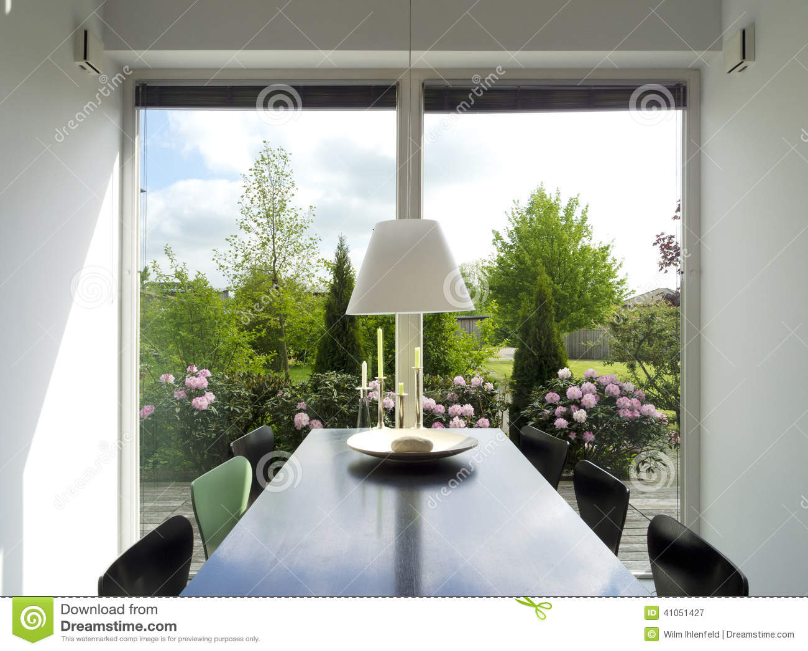 Comedor con vista al jard n - Comedores de jardin ...