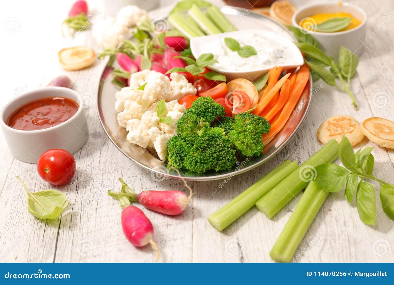 Comer saudável do petisco