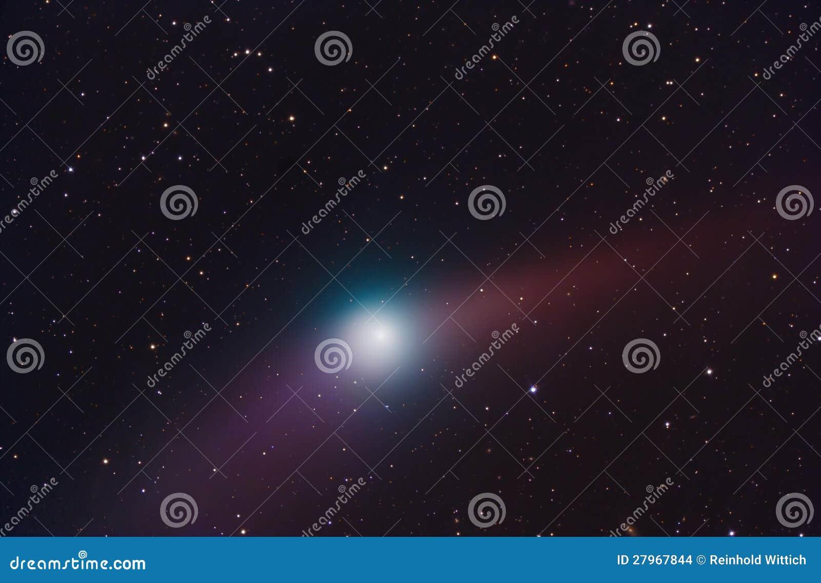 Comet Garrad