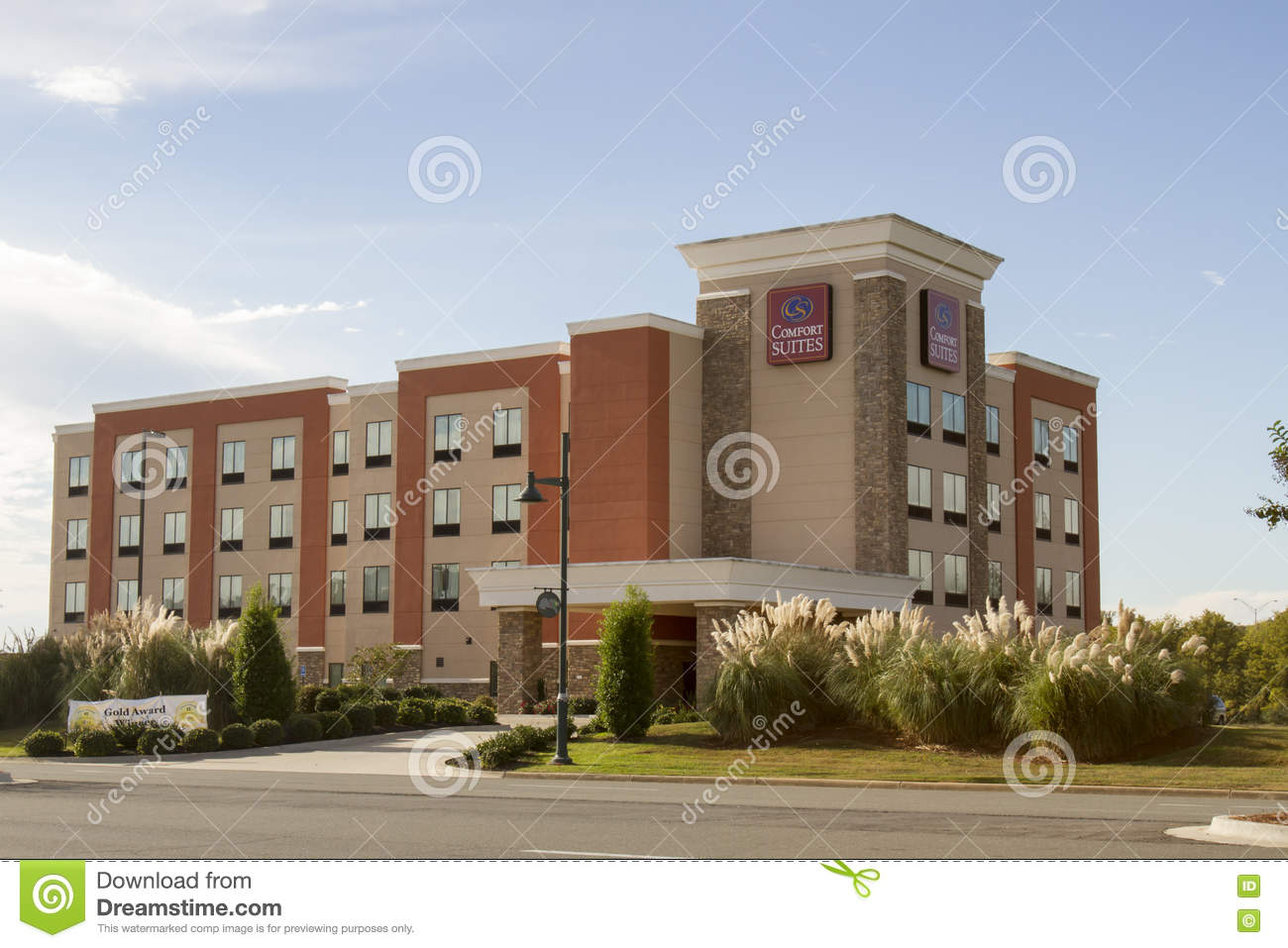 Comfort Suites Brand Chain Hotel Editorial Photography Image Of