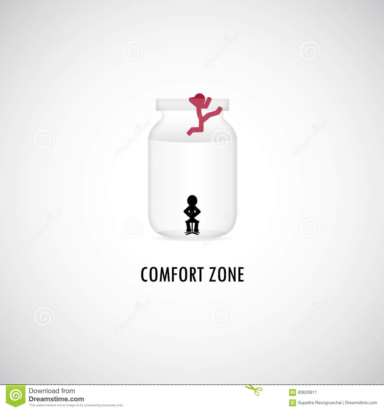 Comfort zone graphic design stock vector illustration of comfort zone graphic design biocorpaavc Image collections
