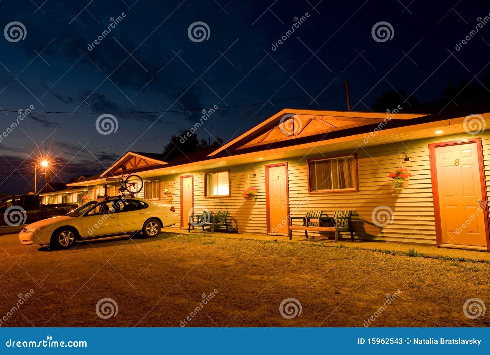 Comfortabel motel