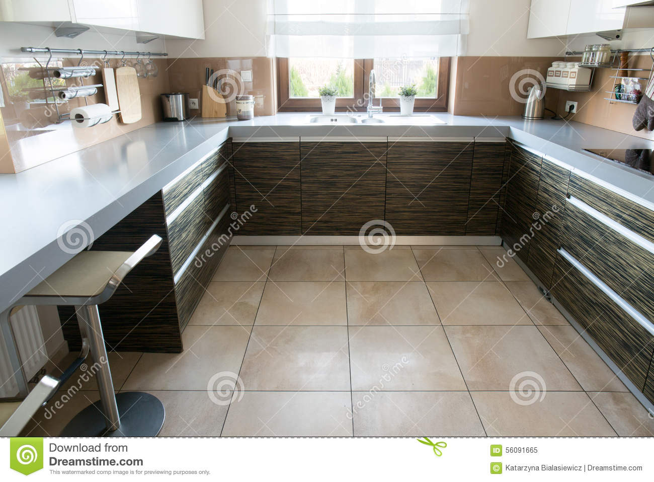Keuken wit of beige