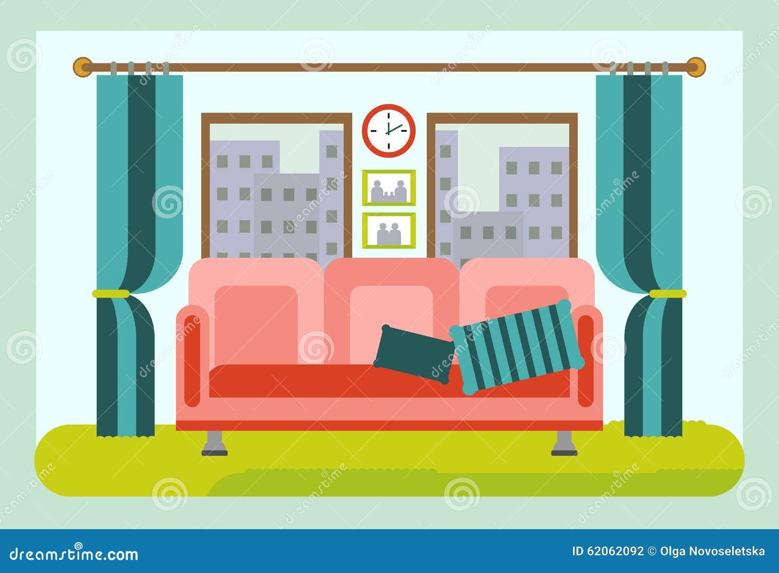 Inspirational Red Living Room Set