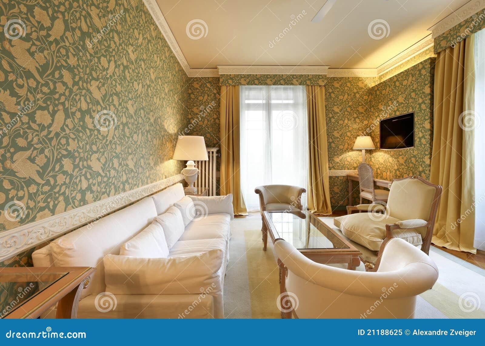 Comfortable suit, lounge