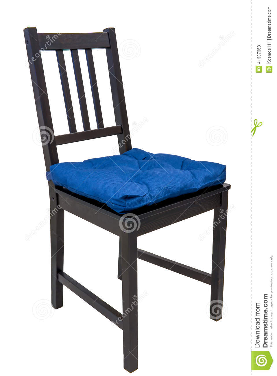 Comfy chair with a pillow stock photo image of office for White comfy chair