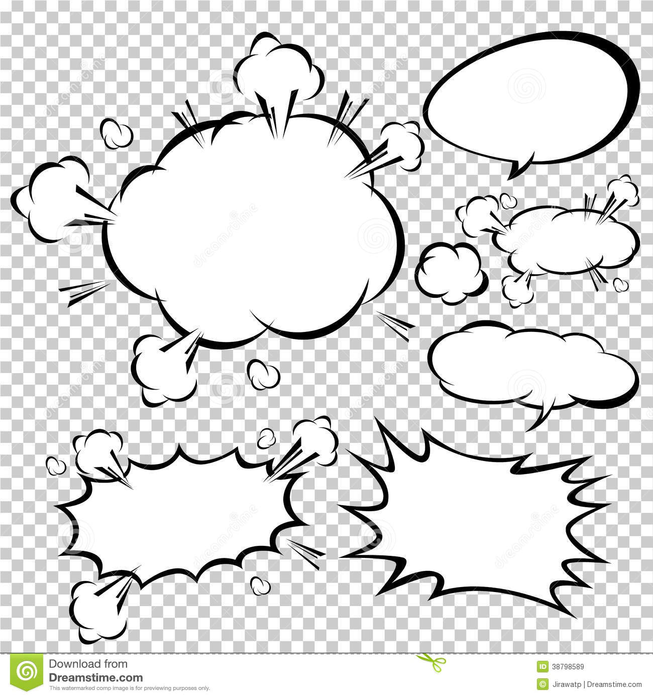 comic strip bubble template the gallery for blank cartoon strip