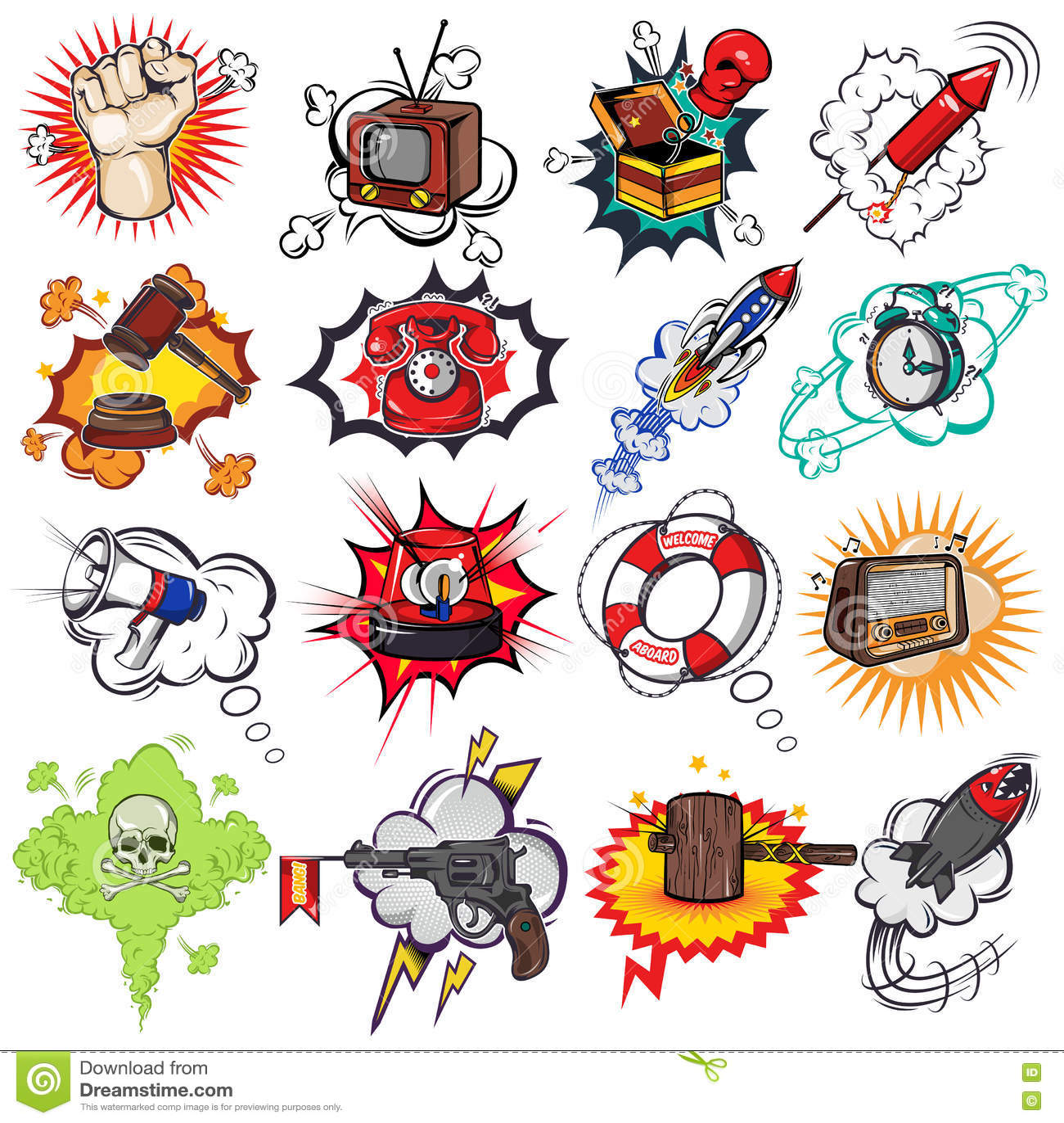 pop art bang glove figth bubble speech design vector illustration 85801996. Black Bedroom Furniture Sets. Home Design Ideas