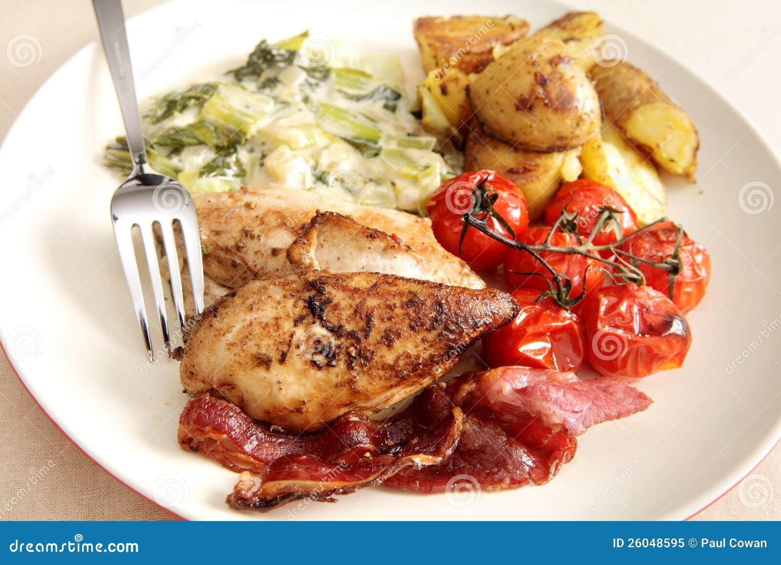 Ideas de comida de pechugas de pollo