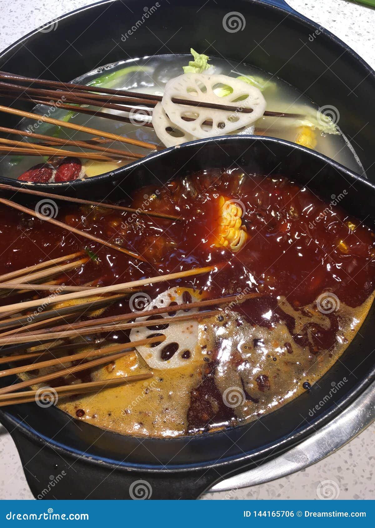 Comida de Chengdu