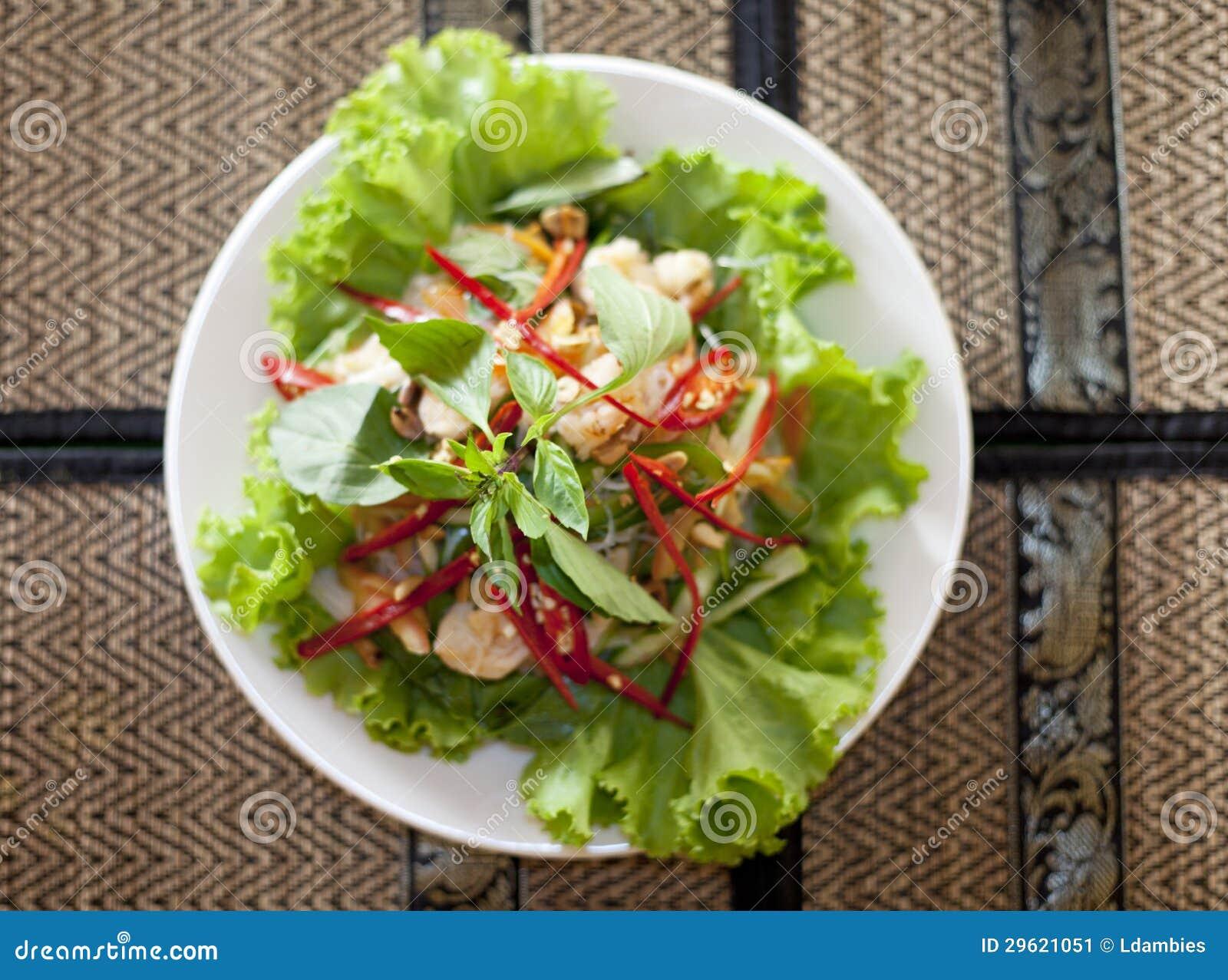Comida del Khmer