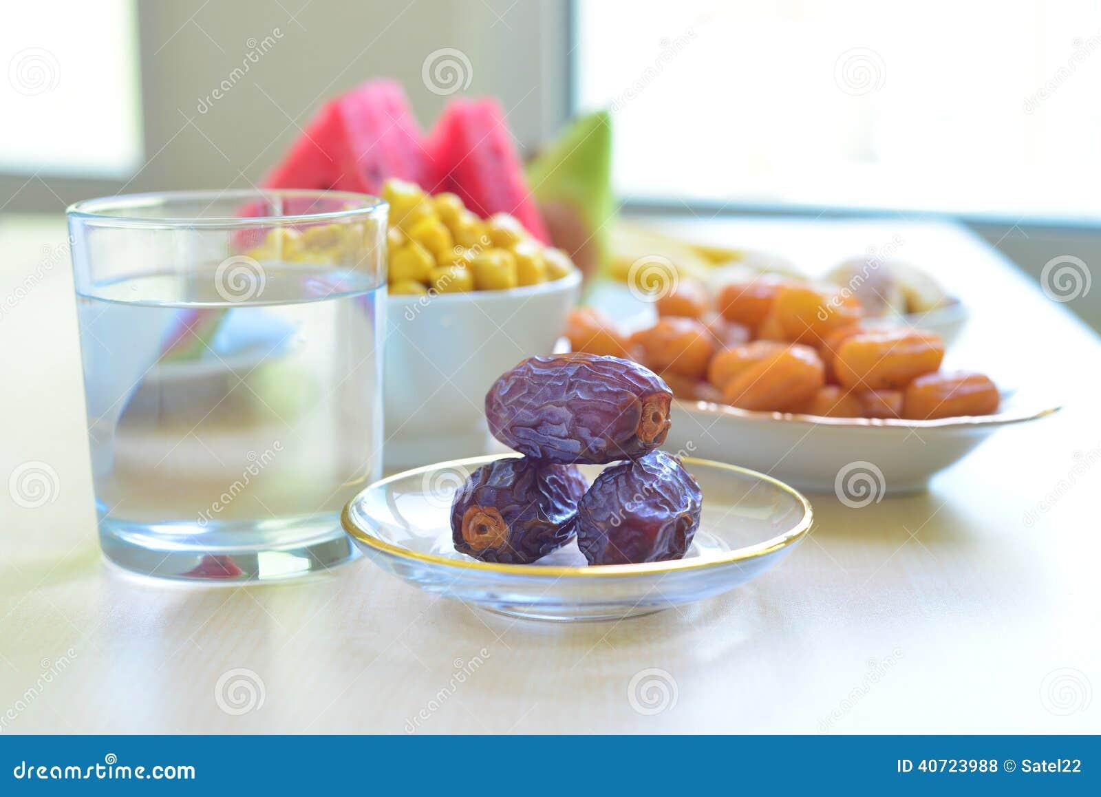 Comida del Ramadán
