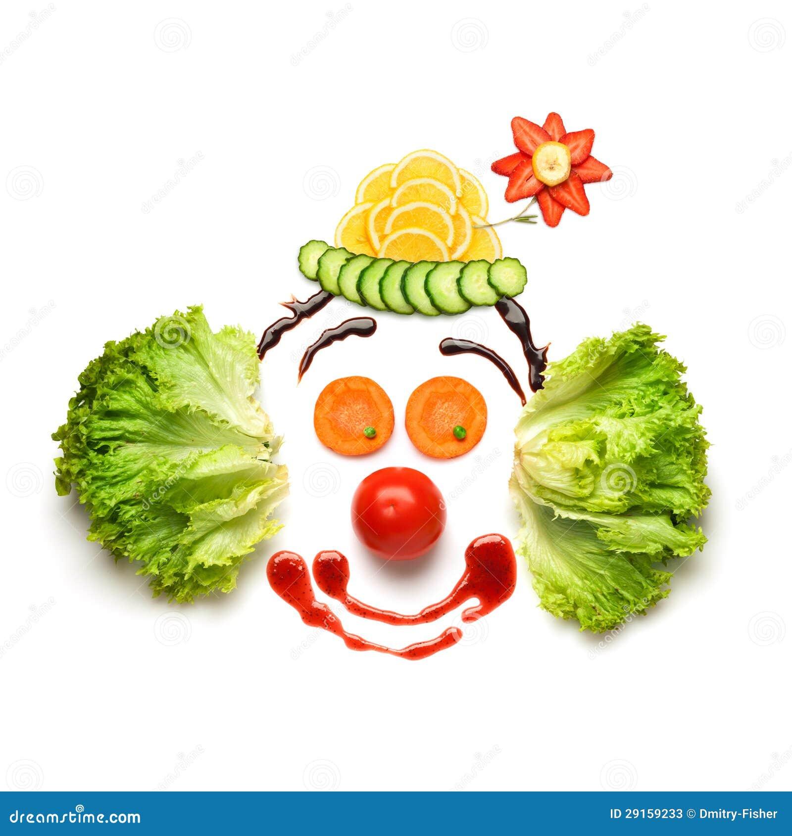 Comida feliz para los opositores de la comida r pida - Fotos de comodas ...