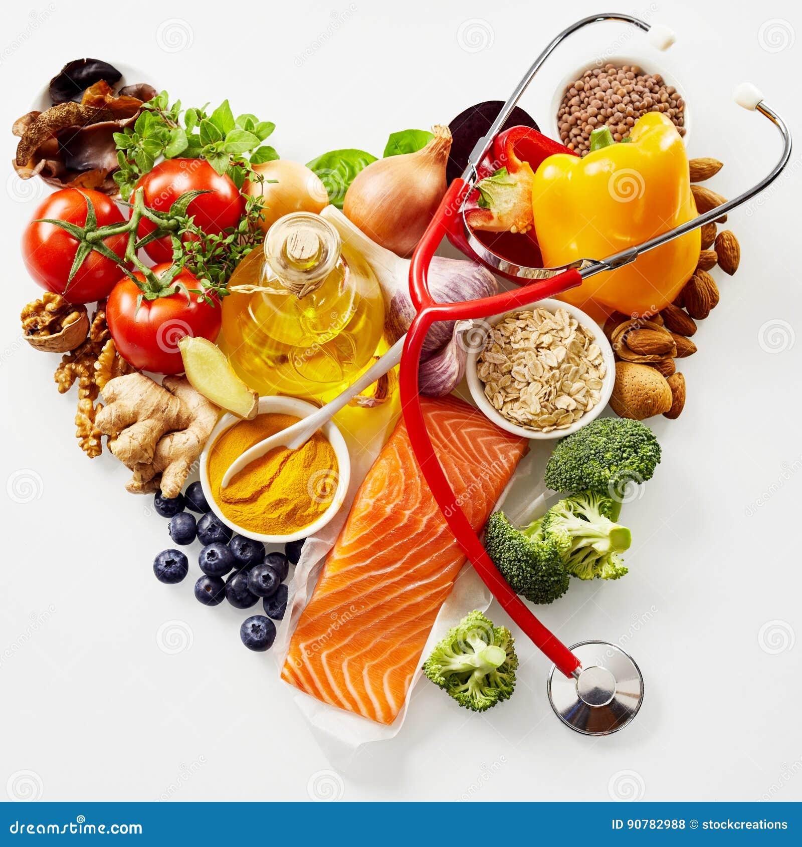 dieta para enfermo de corazon