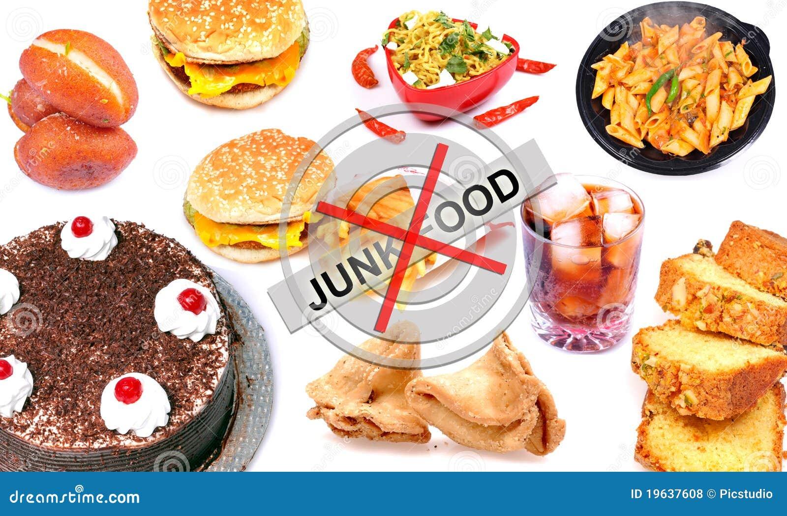 Comida lixo