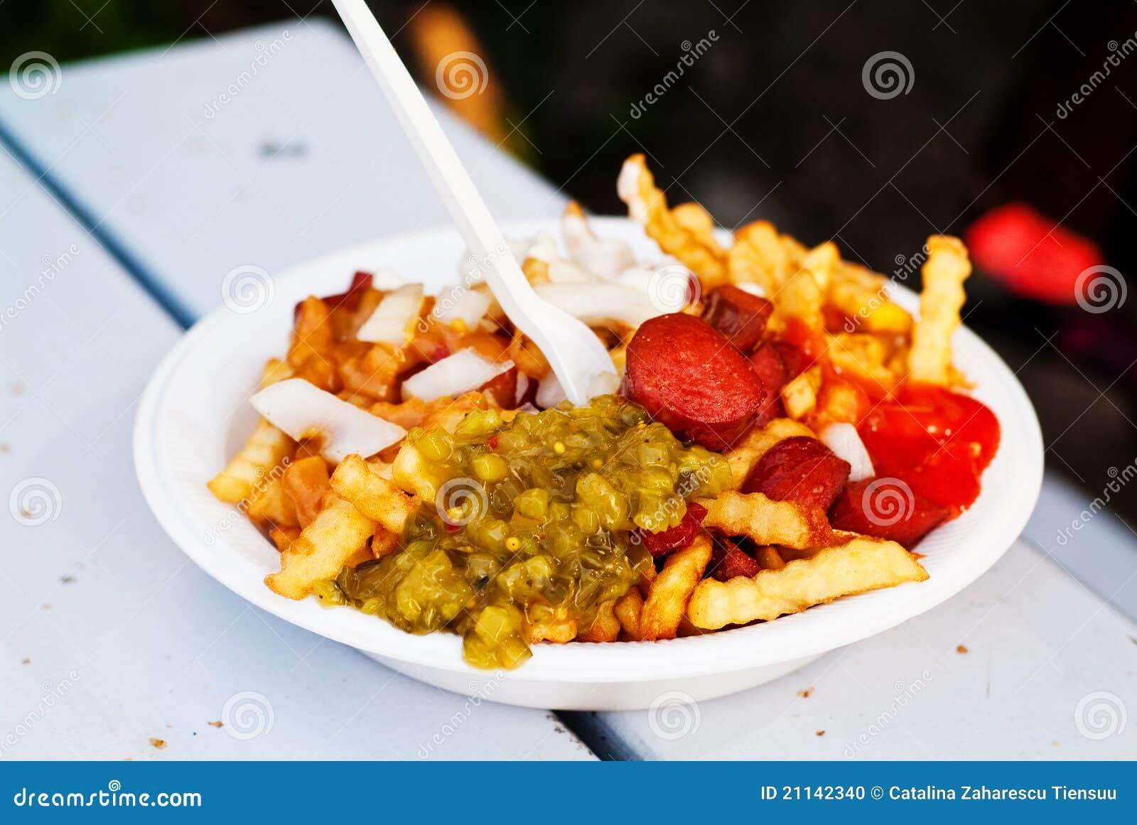 Comida lixo finlandesa